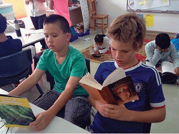 Reader's Workshop: A Model for Reading Instruction