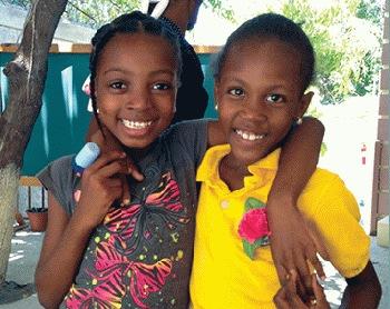 Five Years on, COHP Children Still Thriving