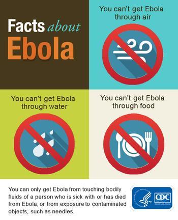 AISA Promotes Ebola Preparedness
